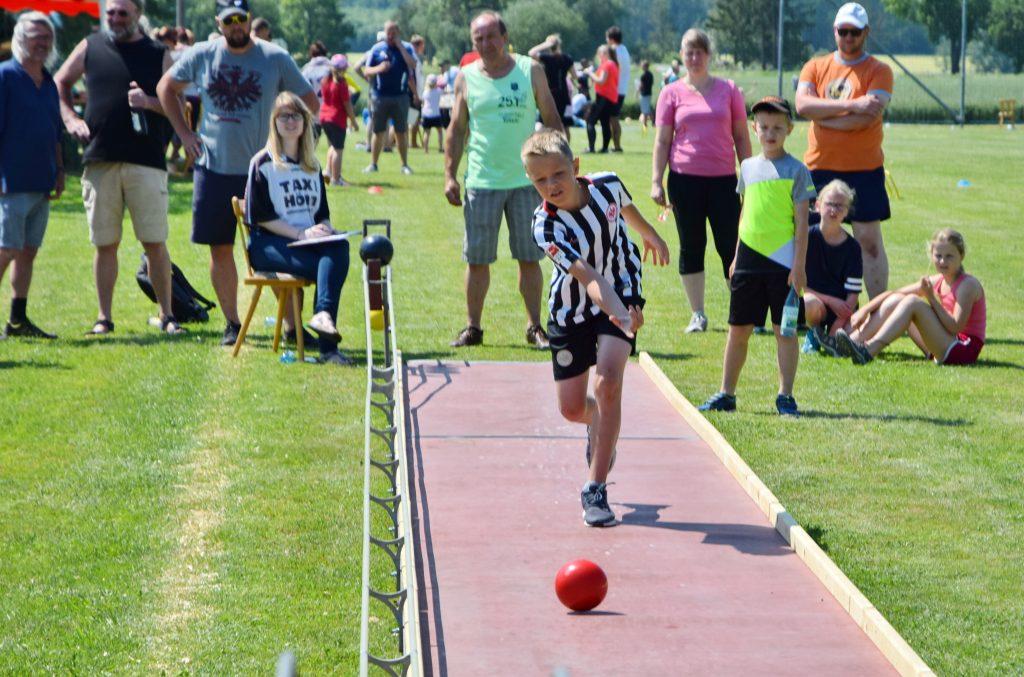 Sportfest des TSV 08 Gompertshausen