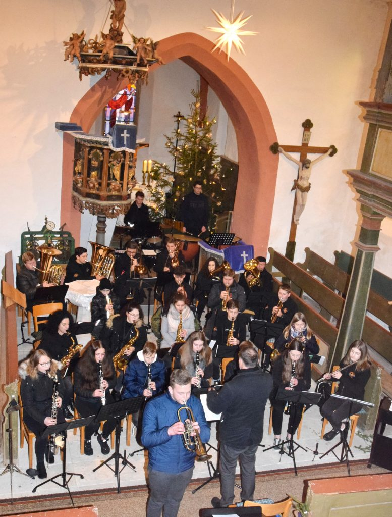 Adventskonzert in der St. Marienkirche