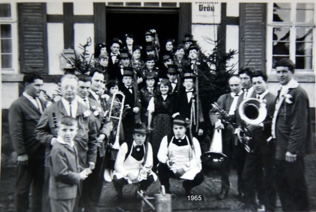 1965 - Kirmes früher und heute